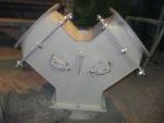Клапан перекидной КД300х300 - фото 2