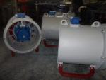 Вентилятор осевой шахтный ВОЭ-5 - фото 1