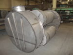 циклон СЦН 40х500х4 (нержавеющая сталь) - фото 1