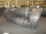 циклон СЦН 40х500х4 (нержавеющая сталь) - фото 2