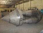 циклон СЦН 40х500х4 (нержавеющая сталь) - фото 3