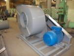 Вентилятор промышленный пылевой ВЦП10